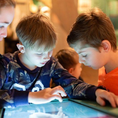 Schoolbezoek_Mariniersmuseum